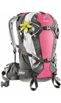 Womans Ski Pack
